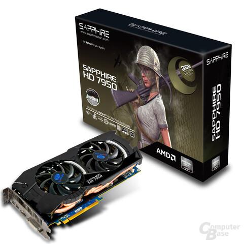 Sapphire HD 7950 3GB OC
