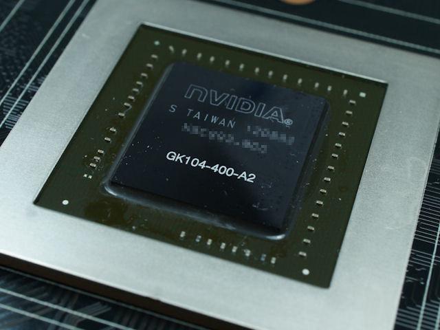 Die der Nvidia GeForce GTX 680 | Quelle: hkepc.com