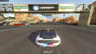 Trackmania 2 - Nvidia FXAA