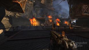 Bulletstorm - Nvidia FXAA