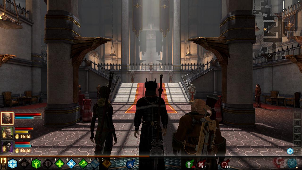 Dragon Age 2 - 4xMSAA