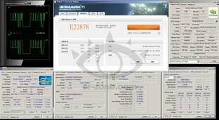 Zwei übertaktete GTX 680 im 3DMark 11 (Entry)