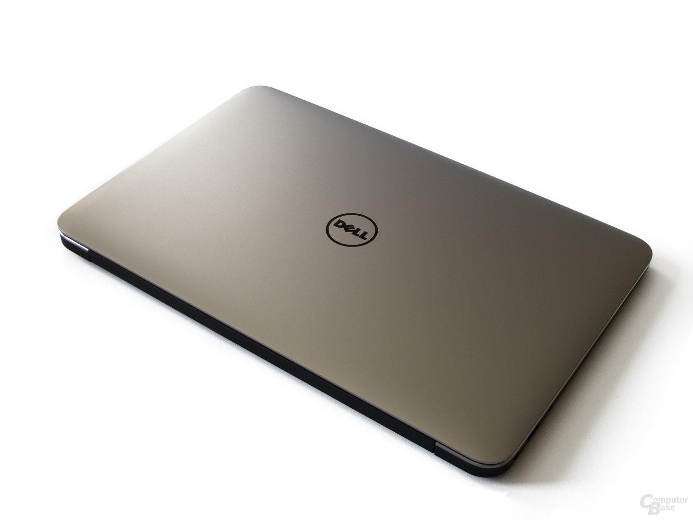 Dell XPS 13: Oberseite aus Aluminium
