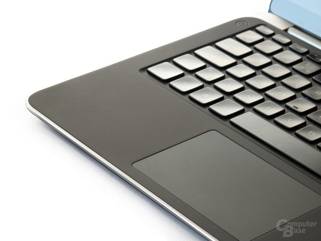 Dell XPS 13: Touchpad