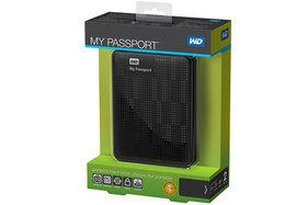 Western Digital My Passport mit bis zu 2 TB