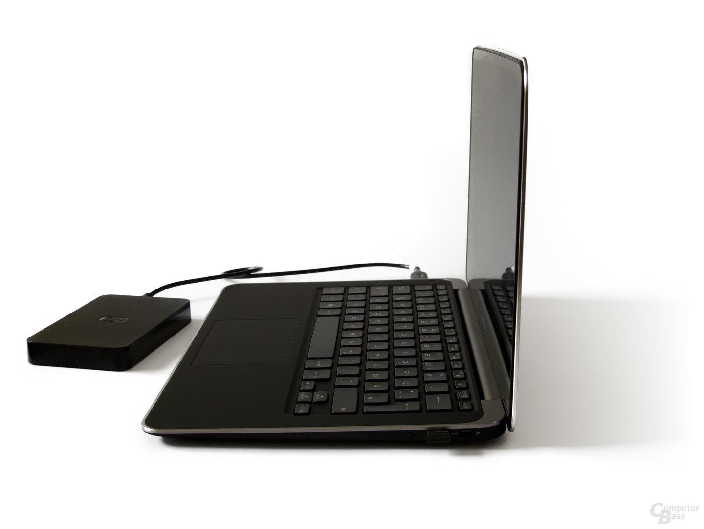 Dell XPS 13 im Profil