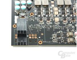GeForce GTX 680 Stromanschluss