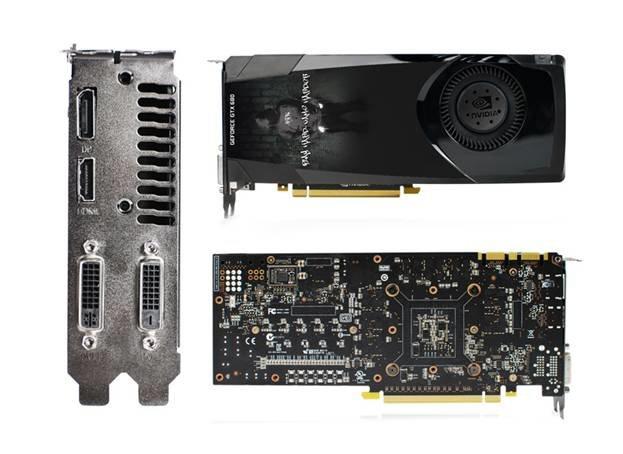 KFA² GeForce GTX 680