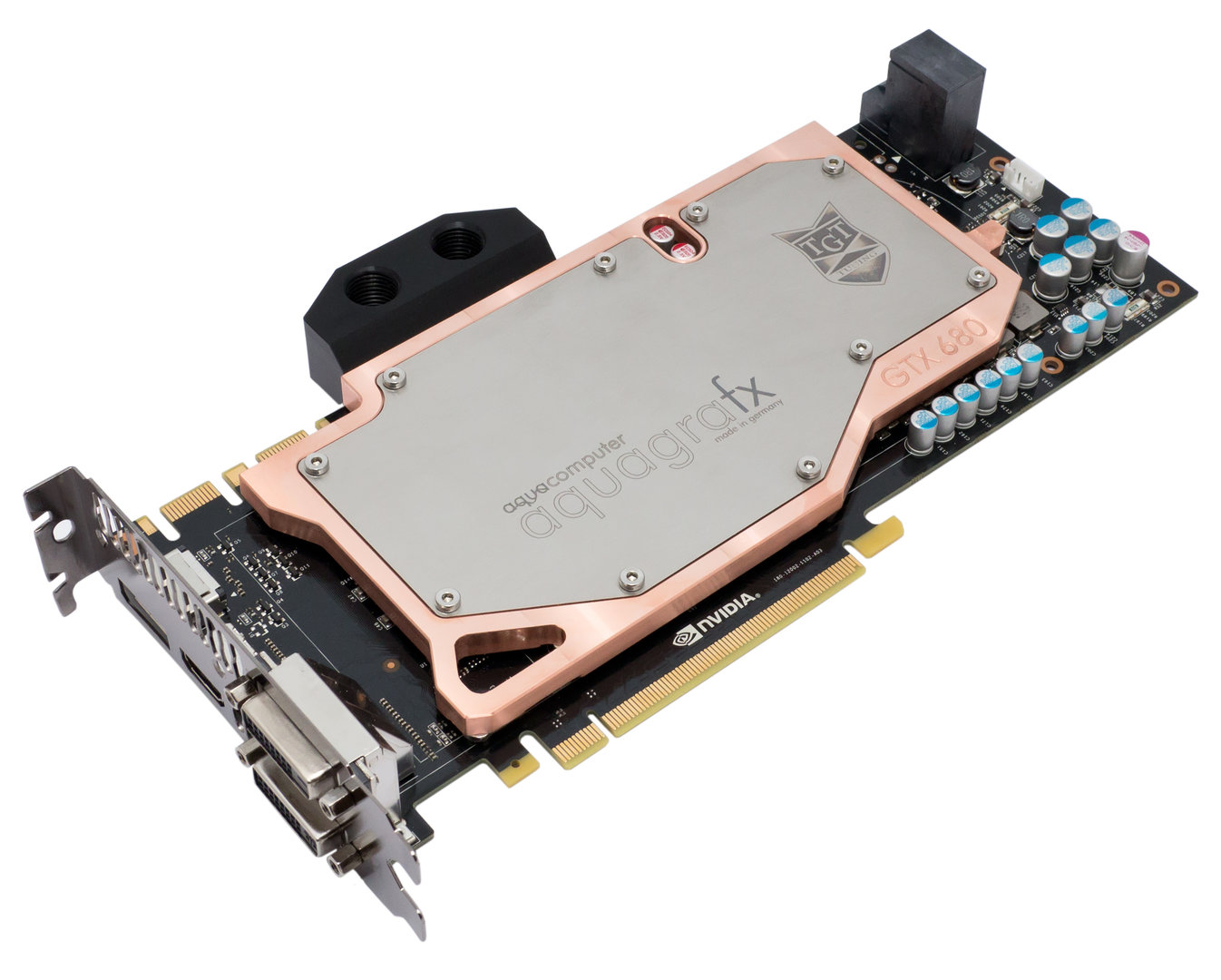 Point of View TGT GeForce GTX 680 Beast Watercooled