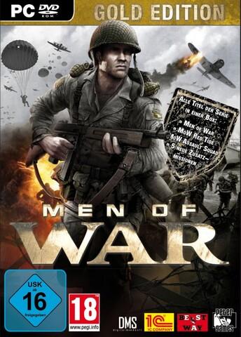 Men of War: Gold Edition