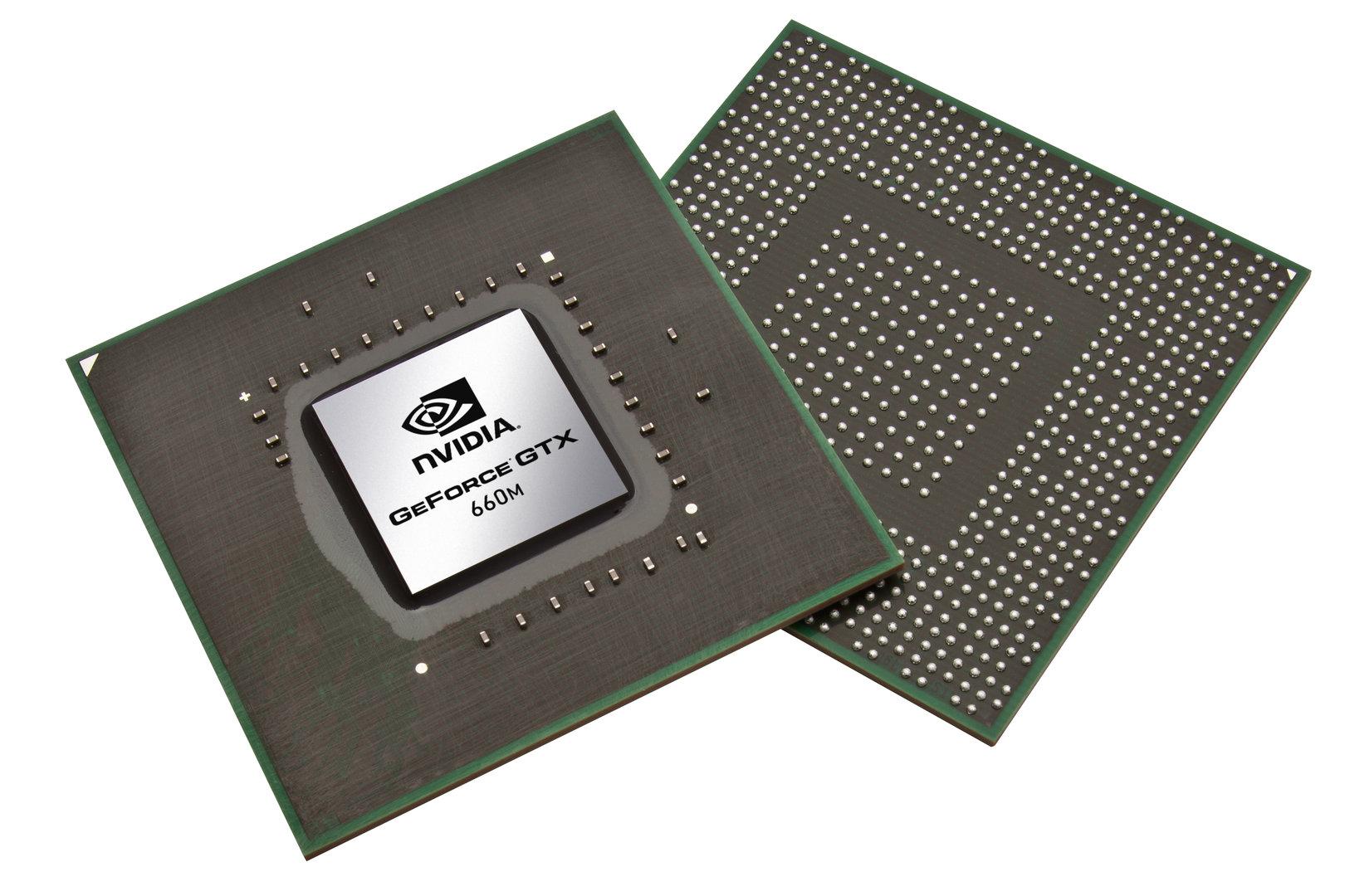 Nvidia GeForce GTX 660M