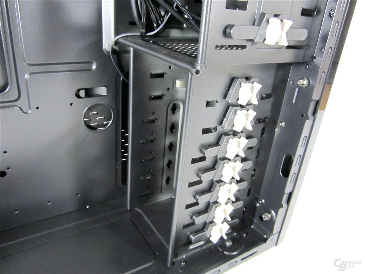 Rasurbo Vort-X U3 – Innenraum