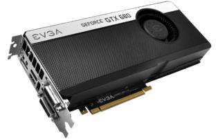EVGA GTX 680 FTW 4GB
