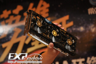 Galaxy GTX 680 HOF (Hall of Fame)