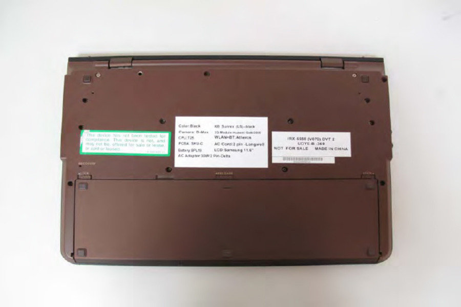Sony Chromebook (VAIO CC111)