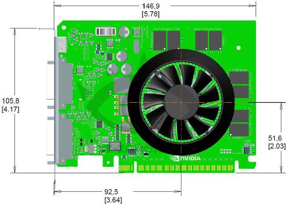 Nvidia GK107-Grafikkarte