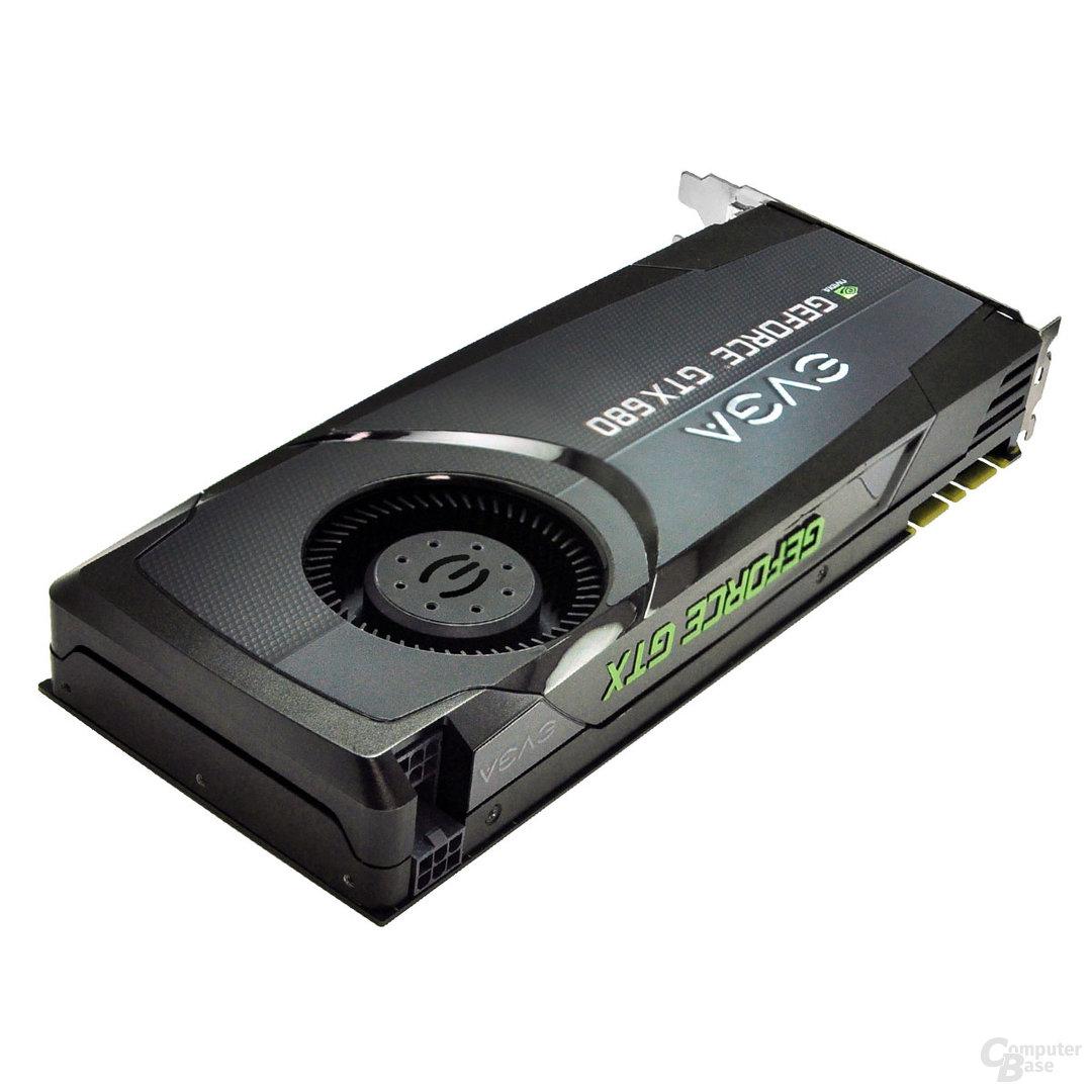 EVGA GeForce GTX 680 Superclocked (+)