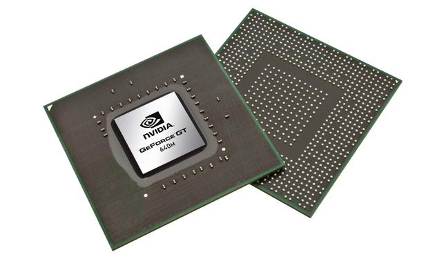 Nvidia GeForce GT 640M
