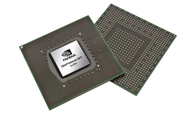 Nvidia GeForce GT 640M