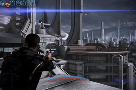 Nvidia 4xSSAA - Mass Effect 3