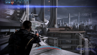 AMD 4xMSAA - Mass Effect 3