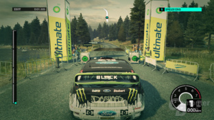 AMD 4xSSAA - Dirt 3