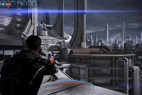 AMD 4xSSAA - Mass Effect 3