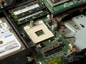 Alter und neuer CPU-Sockel