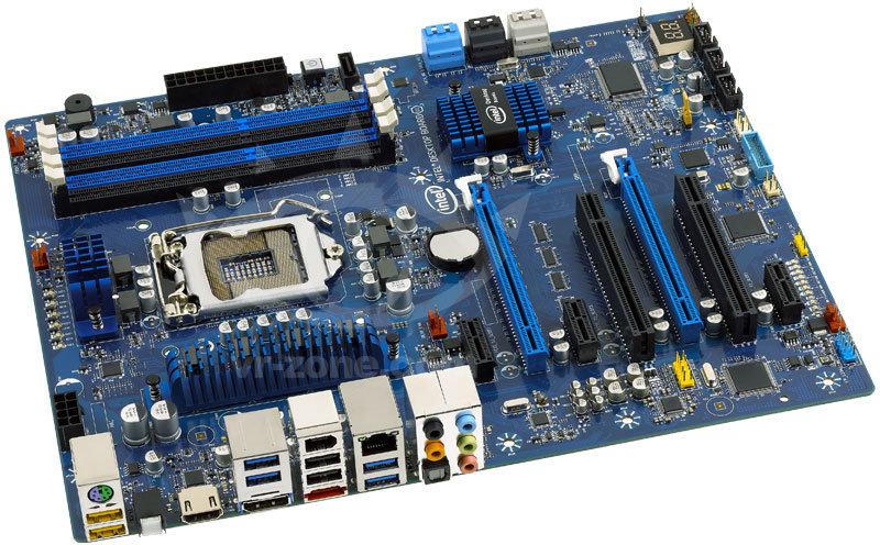 Intel DZ77BH-55K