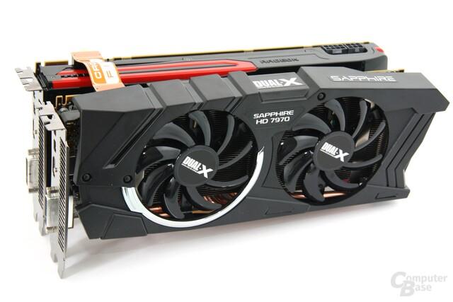 Radeon HD 7970 CrossFire