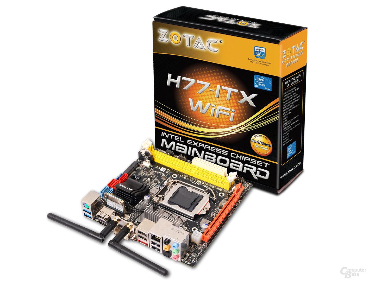 Zotac H77-ITX WIFI