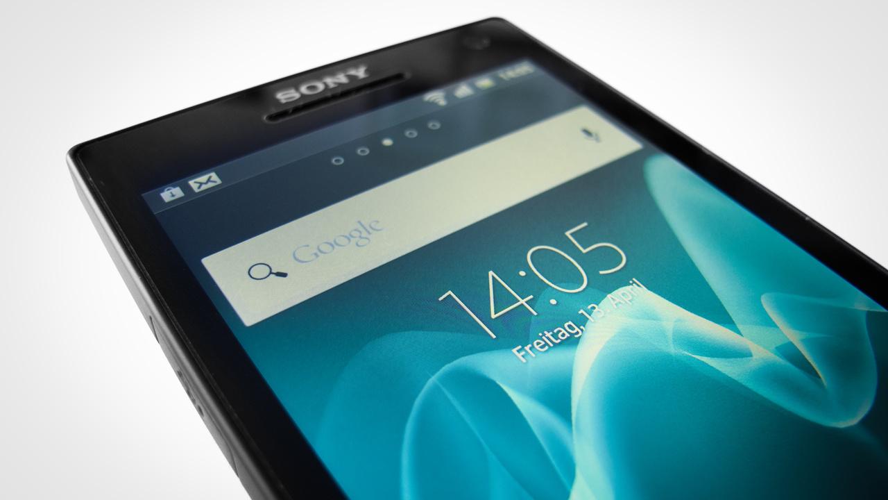 Sony Xperia S im Test: Das erste Smartphone nach zehn Jahren