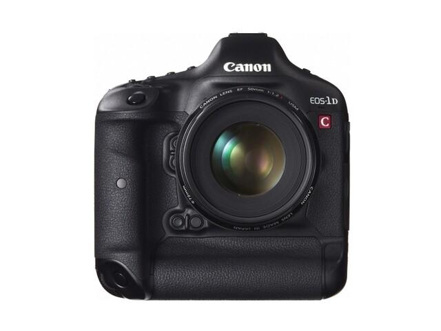 Canon EOS 1D-C