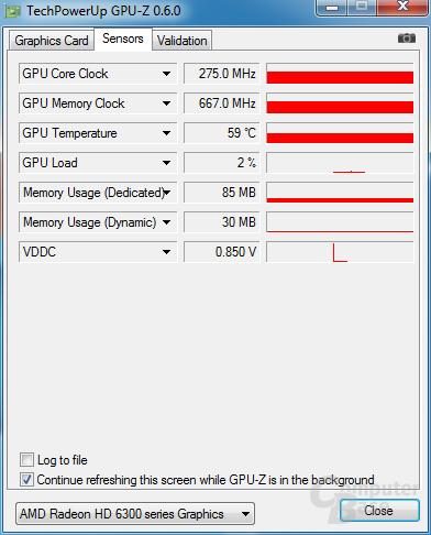GPU-Z - Zotac Zbox nano XS AD11 Plus