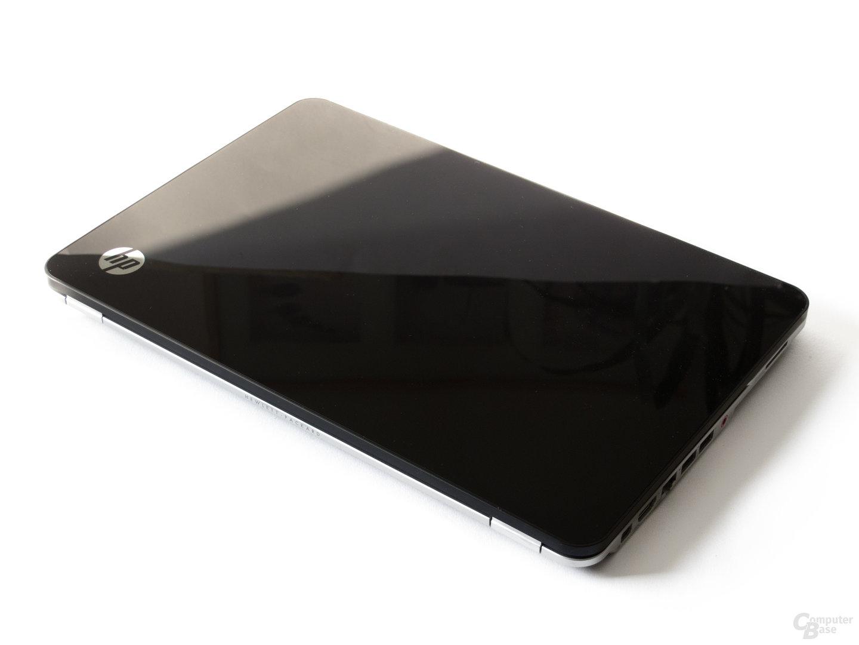 Deckel mit Gorilla Glass