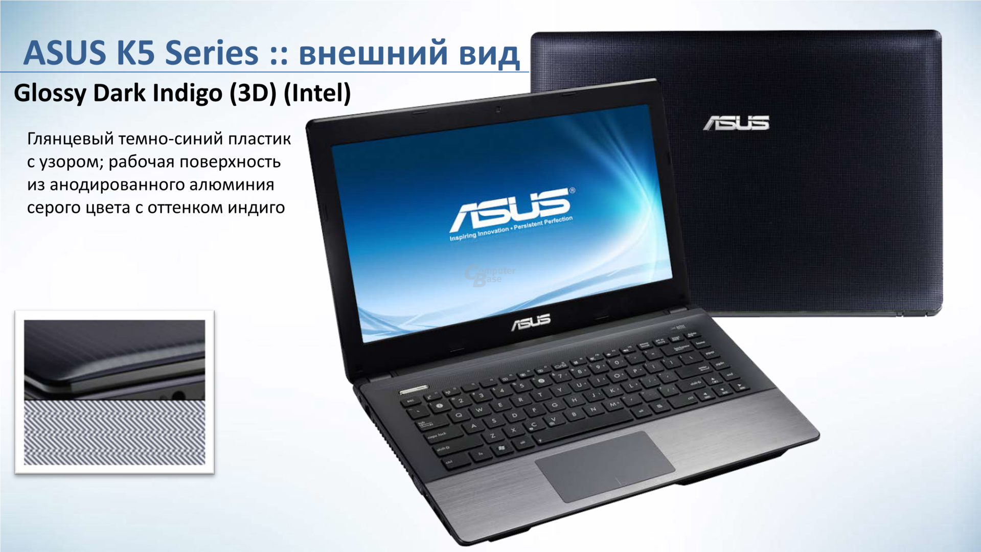 Asus K5 Series