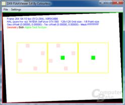 Nvidia GF110 - AF-Tester 4xAA