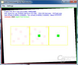Nvidia GF110 - AF-Tester 8xAA