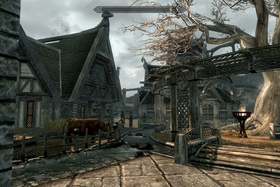 Intel Ivy-Bridge - Skyrim 4xAA