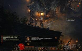Diablo III – Dialoge und Smalltalk mit Stadtbewohnern