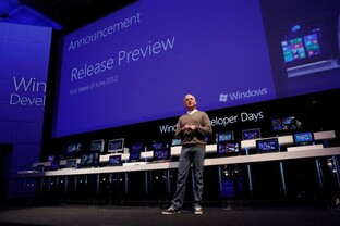 Ankündigung der Windows 8 Release Preview