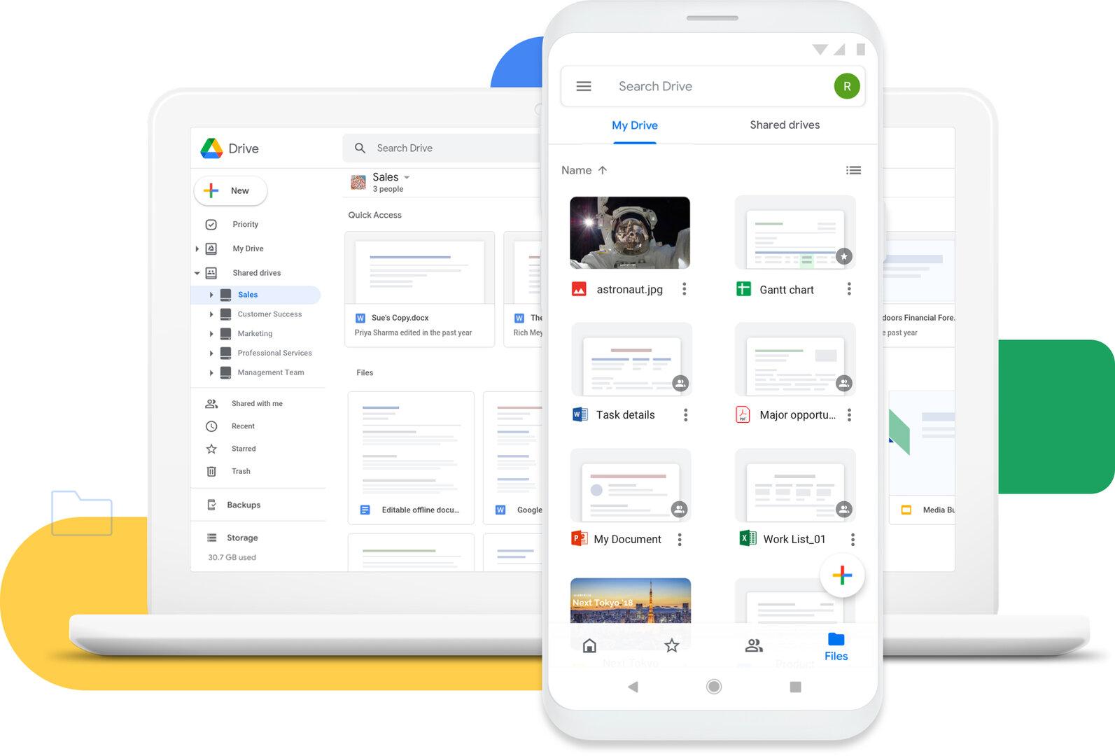 Google Drive – Plattformübergreifend und komfortabel