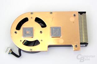 Innenleben der Zbox nano XS AD11 Plus