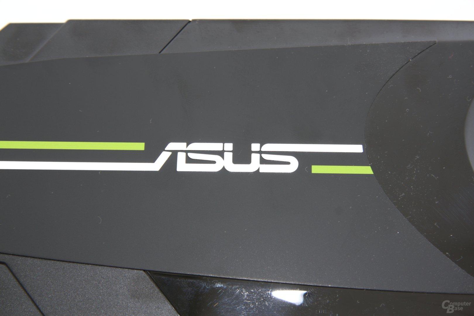 GeForce GTX 680 Schriftzug