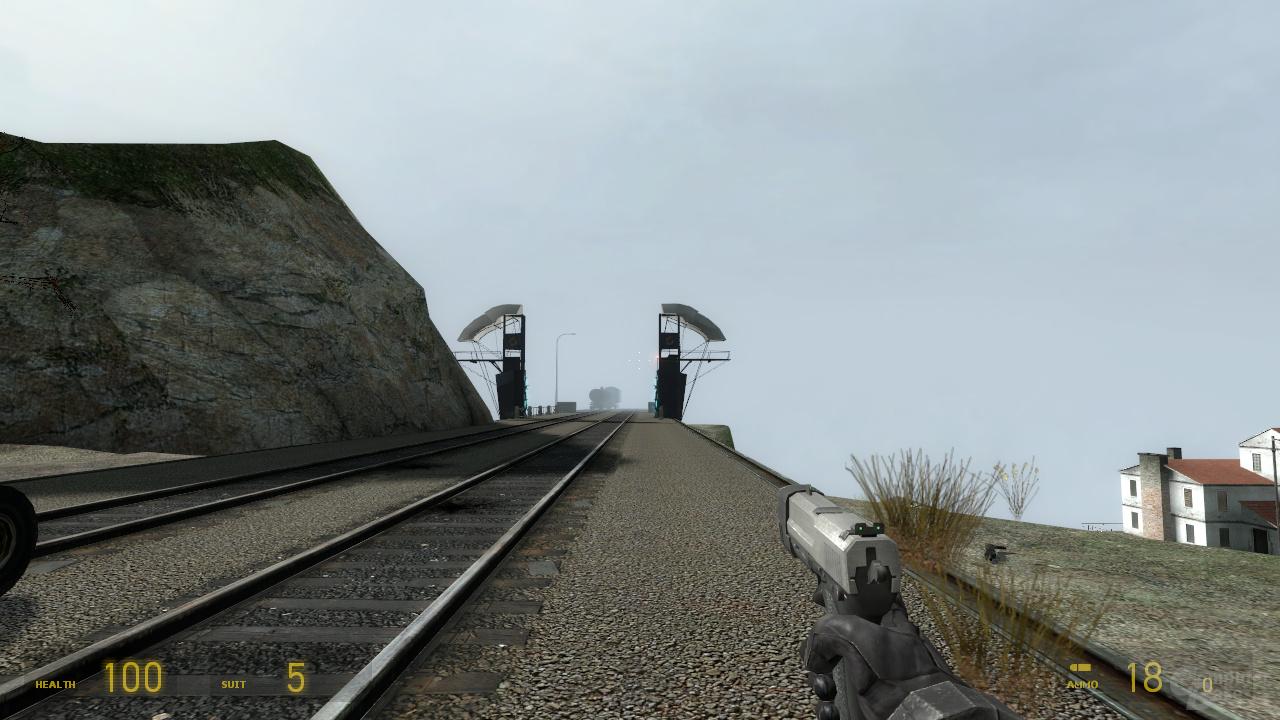 AMD Tahiti - Half Life 2 16xAF