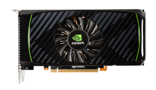 Nvidia GeForce GT 645