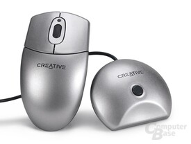 Creative Mouse Optical wireless P