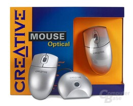 Creative Mouse optical wireless V_P