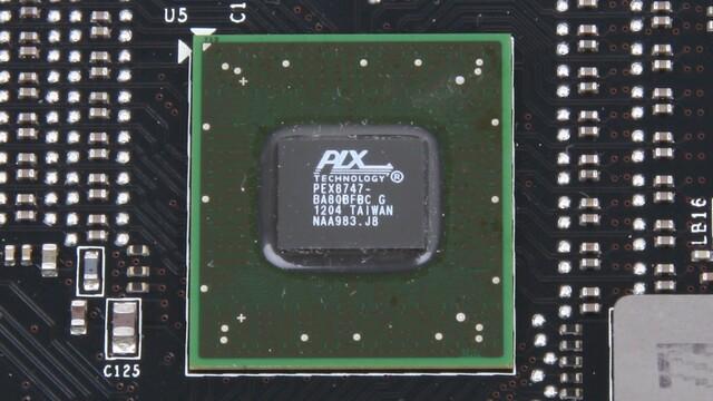 PLX PCIe-Switch