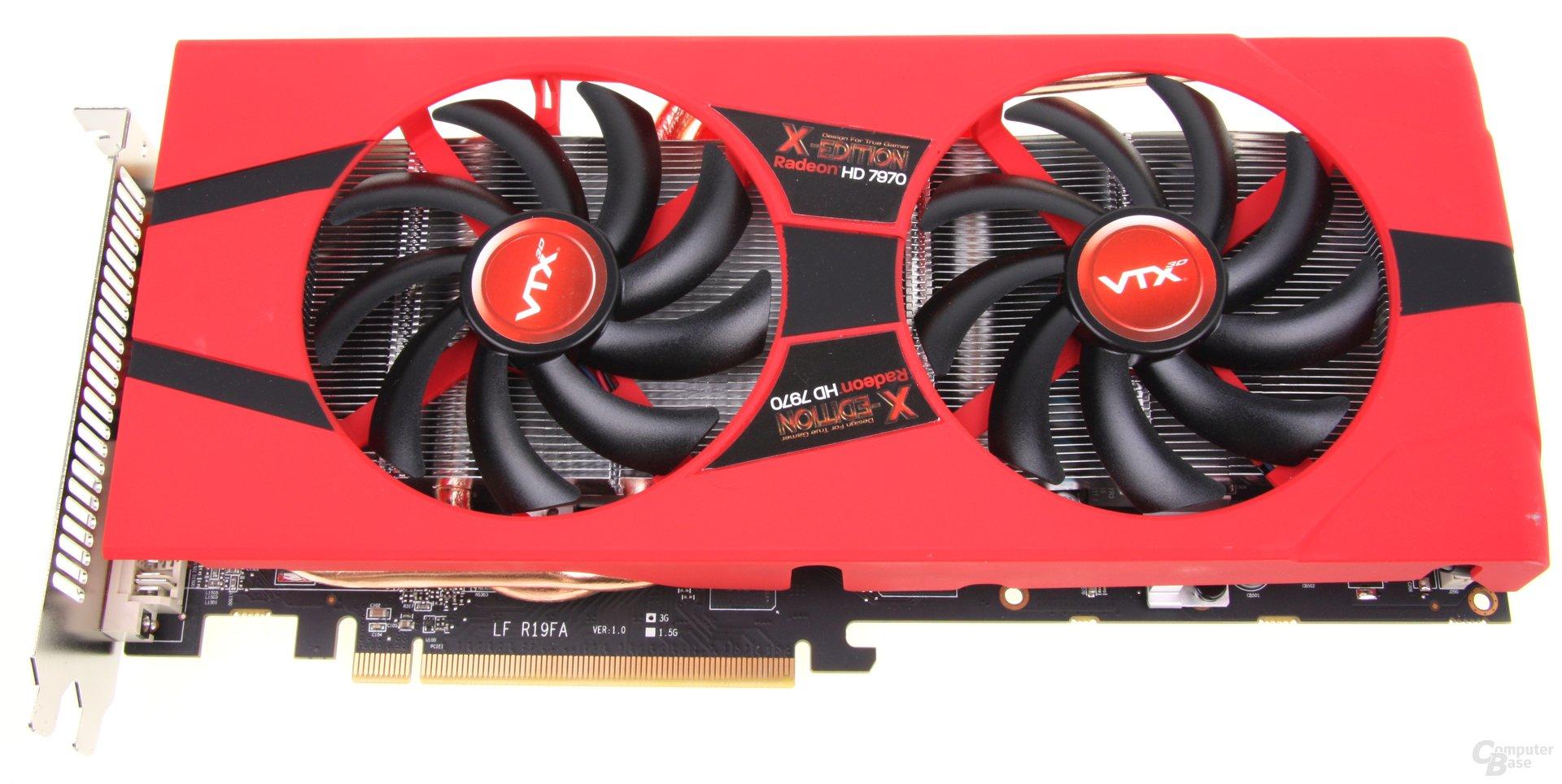 VTX3D Radeon HD 7970 X-Edition